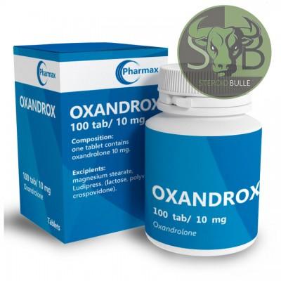 Oxandrolon - Anavar kaufen